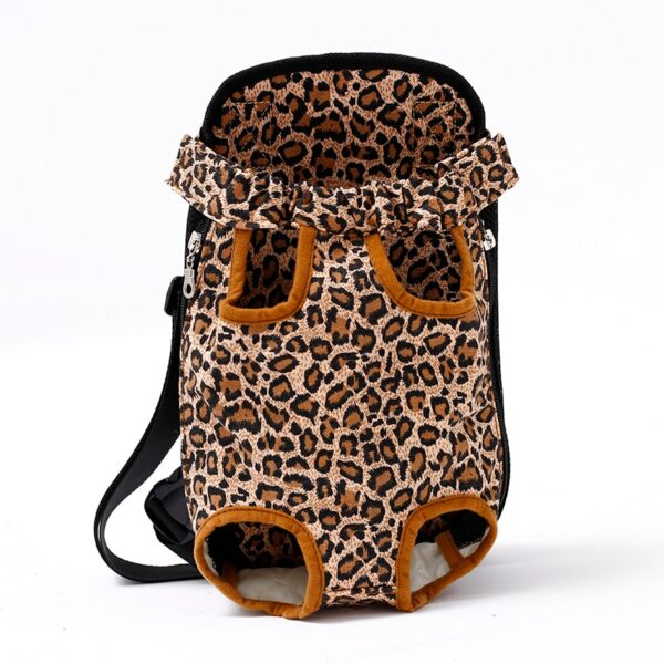 Pet Dog Carrier Backpack Mesh Camouflage Outdoor Travel Products Breathable Shoulder Handle Bags for Small Dog 5