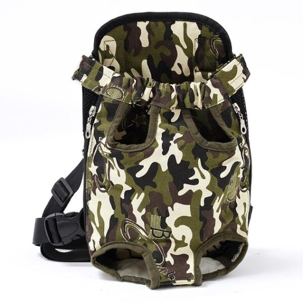 Pet Dog Carrier Backpack Mesh Camouflage Outdoor Travel Products Breathable Shoulder Handle Bags for Small Dog 5.jpg 640x640 5
