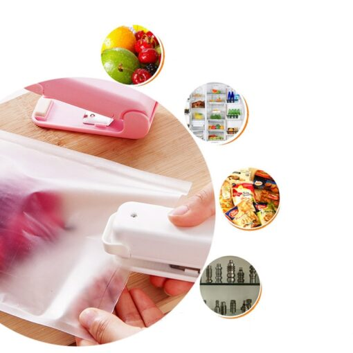 Handheld Heat Bag Sealer, Handheld Heat Bag Sealer
