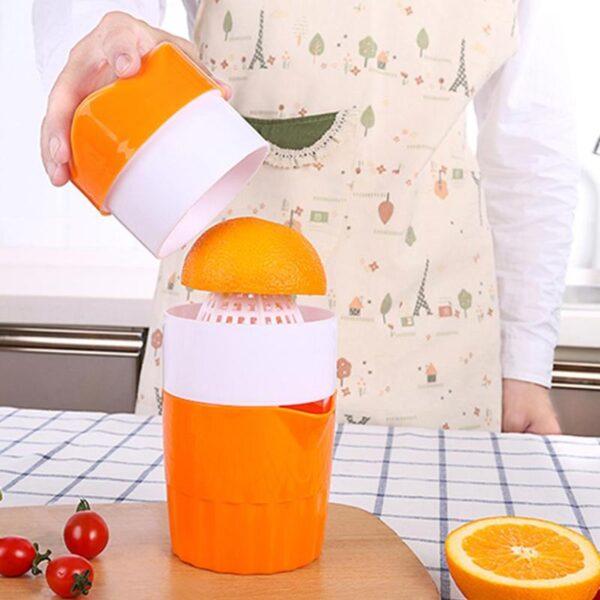 Portable Manual Citrus Juicer for Orange Lemon Fruit Squeezer 100 Original Juice Child Healthy Life Potable 1