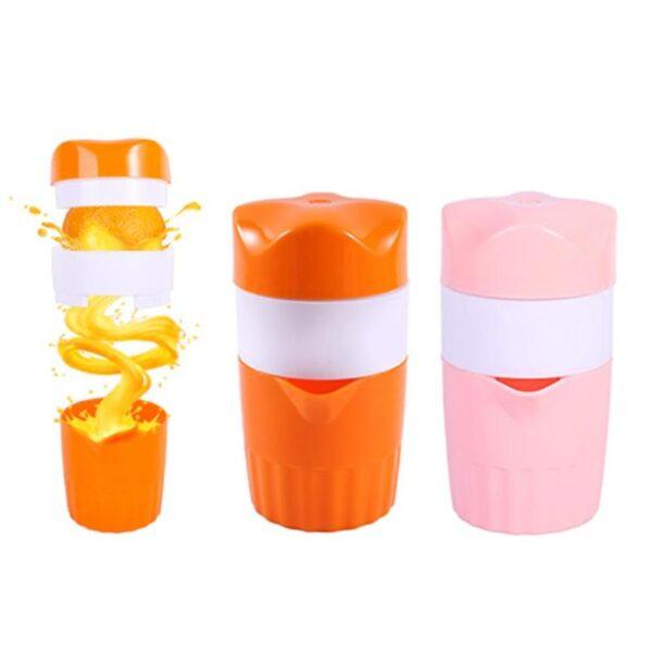 Portable Manual Citrus Juicer for Orange Lemon Fruit Squeezer 100 Original Juice Child Healthy Life Potable 3