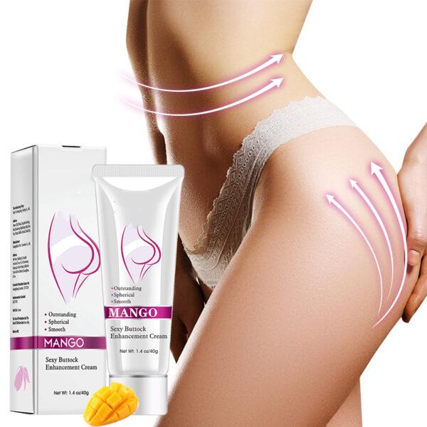 RtopR Sexy Hip Buttock Enlargement Cream Lift Up Butt Eliminate Printing Firming Buttock Effective Shape Hip 3 1