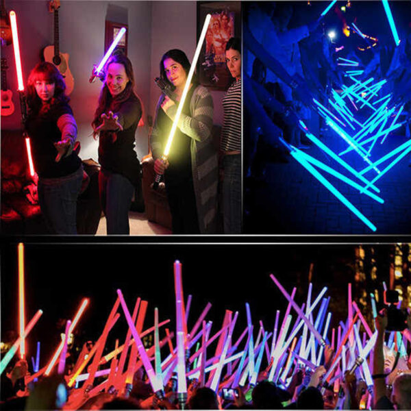 Star Wars Lightsaber Darth Vader Luke Skywalker Obi Wan Cosplay Sword with LED Light Star Wars.jpg q50