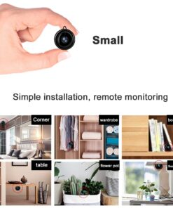 Mini WiFi Camera, Mini WiFi Camera