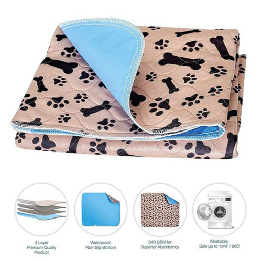 Reusable Dog Pee Pad, Reusable Dog Pee Pad