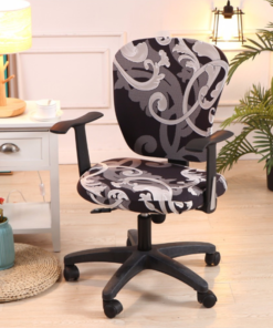 computer chair cover, Printed Computer Chair Cover
