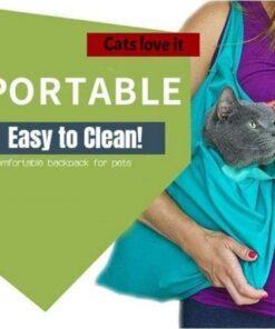 COMFY CAT TRAVEL POUCH, Comfy Cat Travel Pouch