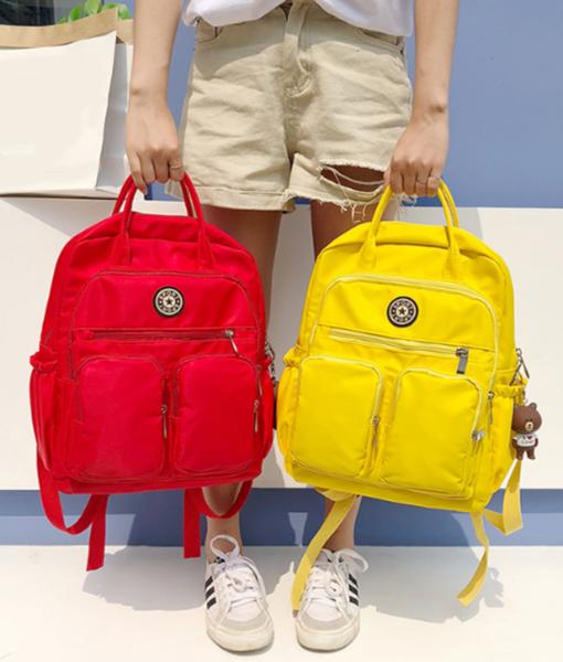 Multi-Pocket Waterproof Backpack, Multi-Pocket Waterproof Backpack