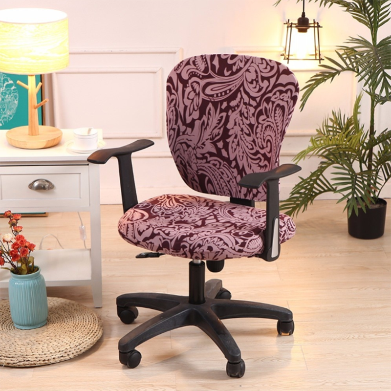 Remarkable Printed Computer Chair Cover Computer Chair Cover Is High Quality Gmtry Best Dining Table And Chair Ideas Images Gmtryco