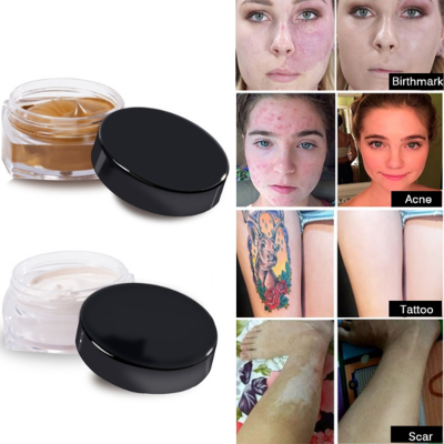 Colored Toned Waterproof Concealer, 2-Colored Toned Waterproof Concealer