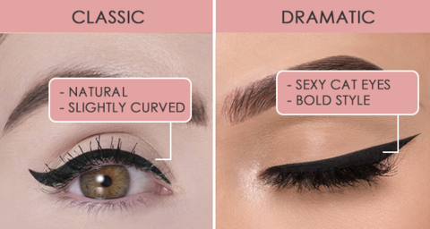 eyeliner stamp, Professional Eyeliner Stamp