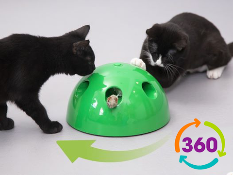 Interactive Motion Cat Toy, Interactive Motion Cat Toy