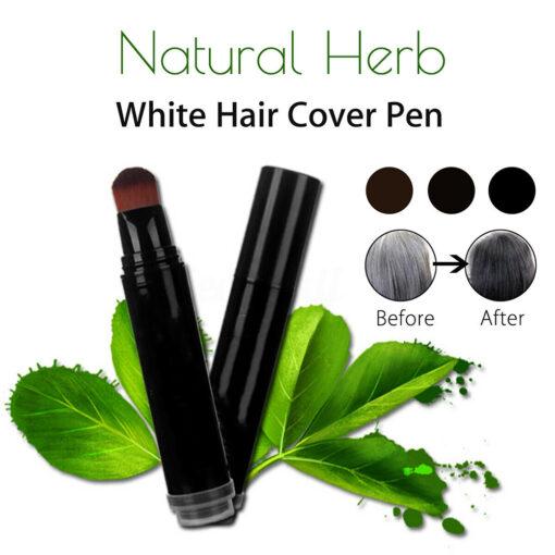 Herbal White nga Buhok nga Nagtabon sa Buhok, Herbal White nga Buhok nga Nagtabon sa Buhok