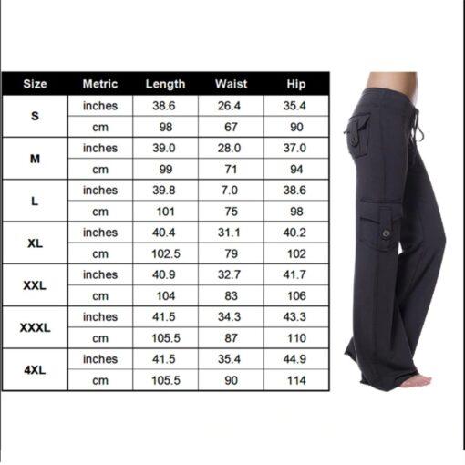 Stretchy Soft Bamboo Pocket Yoga Pants, Stretchy Soft Bamboo Pocket Yoga Pants