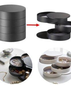 Advanced Rotating Jewelry Box, Advanced Rotating Jewelry Box