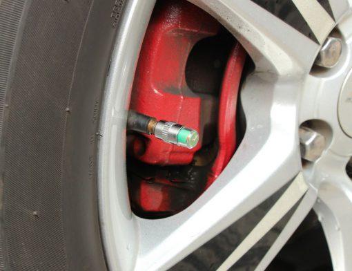 tire pressure caps, Monitor Tire Caps (4pcs)