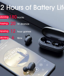 Avance Wireless Earbuds, Avance Wireless Earbuds