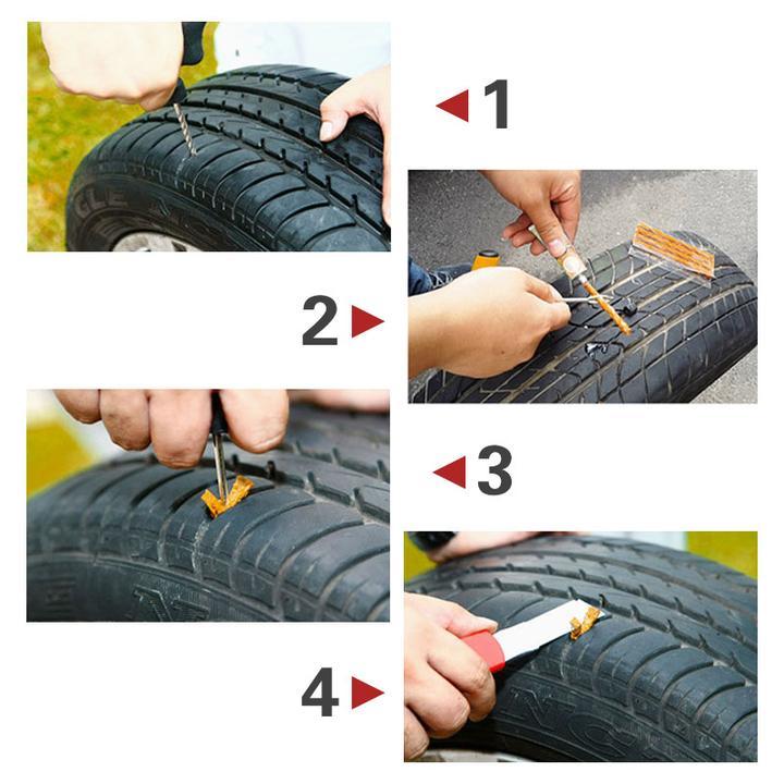 Tire Puncture Repair Tool, Tire Puncture Repair Tool