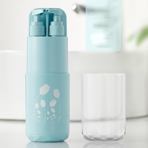 , Travel Toiletries Storage Cup
