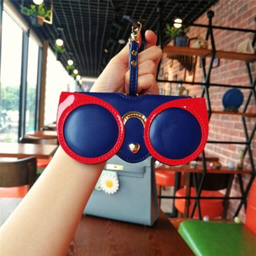 Women Portable Sunglasses Case, Women Portable Sunglasses Case