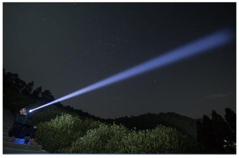 Lumens Survival Light, 90,000 Lumens Survival Light