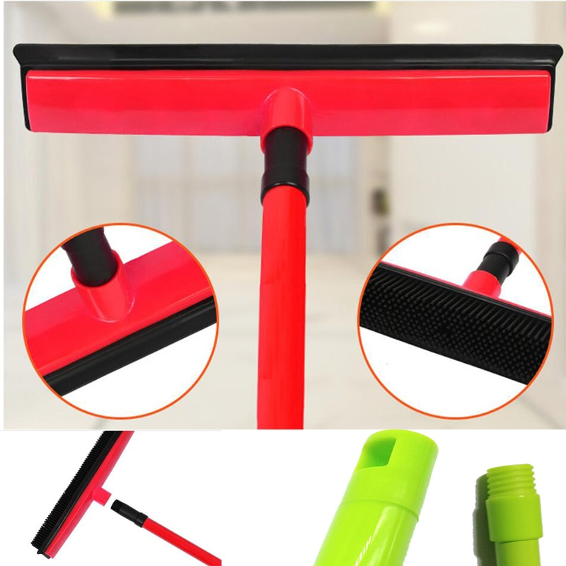 Multi-Surface Rubber Broom - Not sold in stores