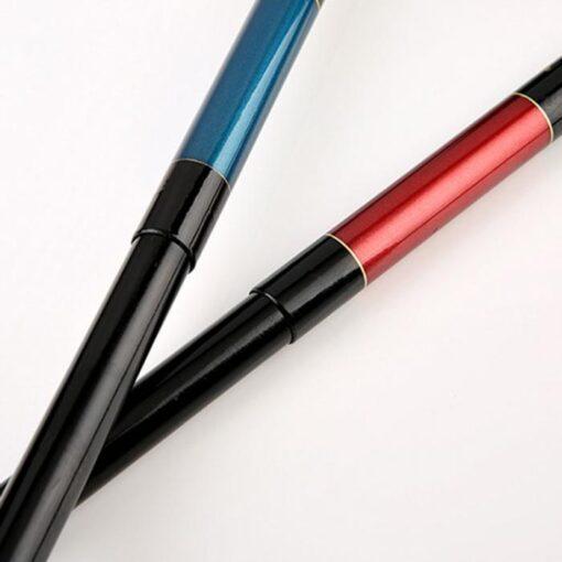 telescopic fishing rod, Adjustable Telescopic Carbon Fiber Fishing Rod