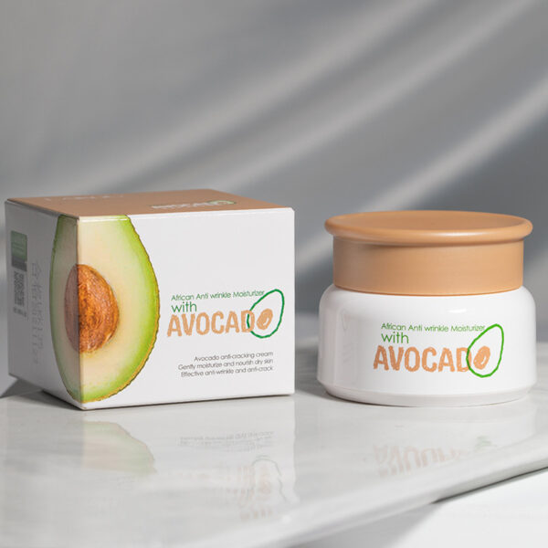 Hot Sale Avocado Skin Care Cream Lotions Anti chapping Anti wrinkle Repair Nourishing Cream JLRS 2018 19 1