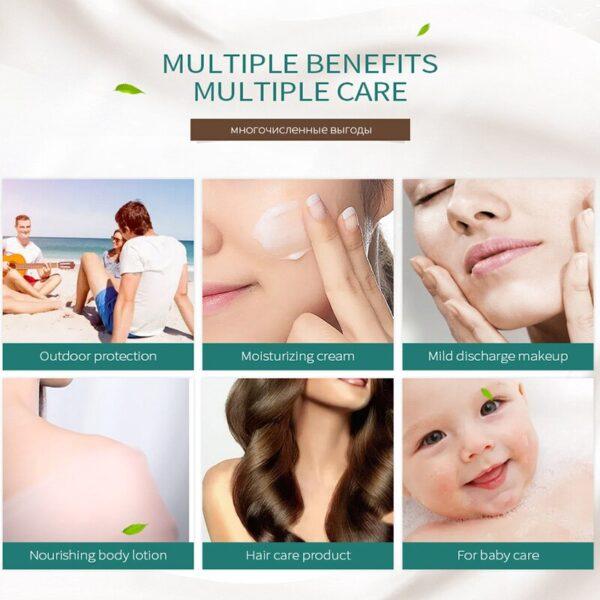 Hot Sale Avocado Skin Care Cream Lotions Anti chapping Anti wrinkle Repair Nourishing Cream JLRS 2018 23