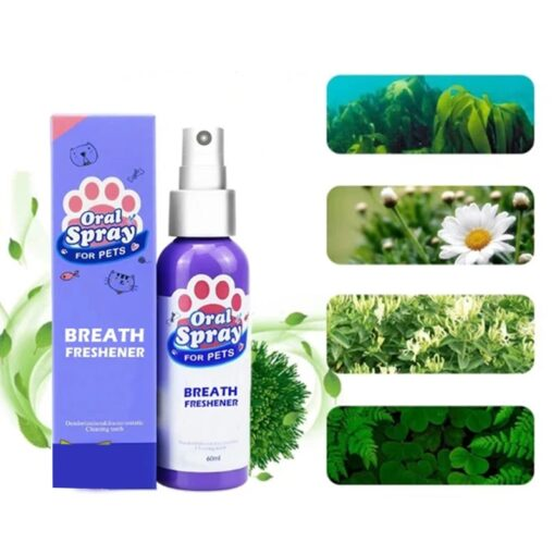 , Pet Breath Freshener