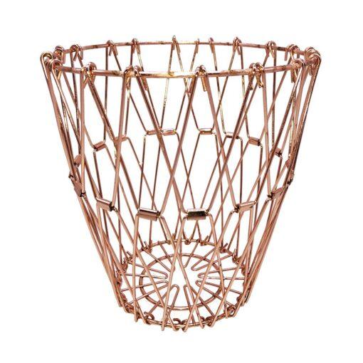 Collapsible Wire Basket, Collapsible Wire Basket