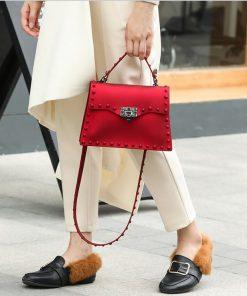 bags, Women Luxury Matte Jelly Bags