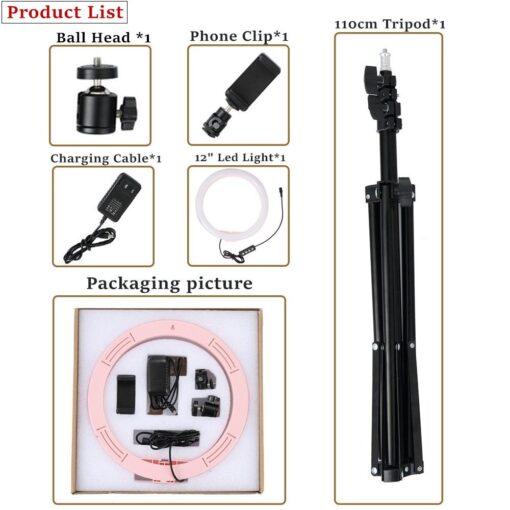 Lightning Plug LED Ring Light, Lightning Plug LED Ring Light