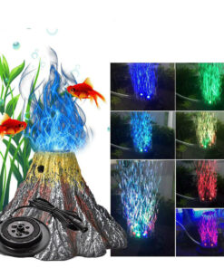 LED Aquarium Volcano, LED Aquarium Volcano