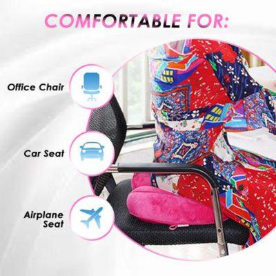Dual Comfort Cushion, Dual Comfort Cushion