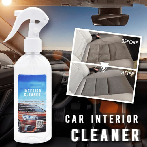 Car Interior Cleaner, Multi-Purpose Car Cleaner