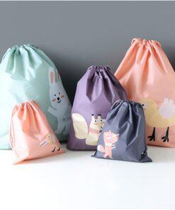 Portable Waterproof Storage Pouch Bag