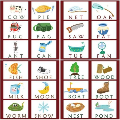Spell Learning Game, 3-in-1 Spell Learning Game