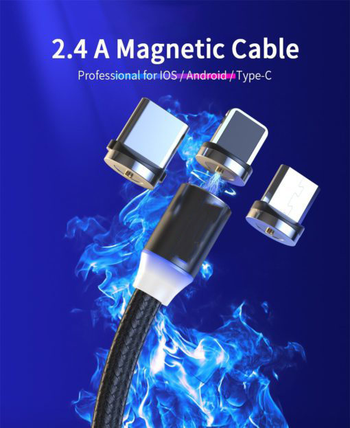 Fast Magnetic Charger, Fast Magnetic Charger