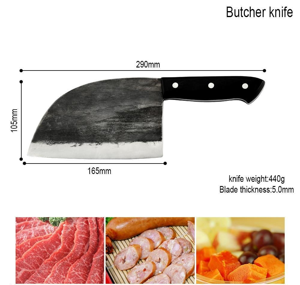 Serbian Butcher Knife, Serbian Butcher Knife
