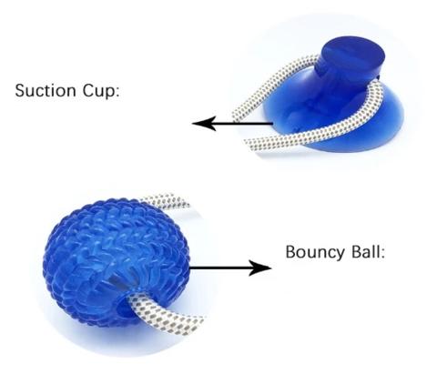 Primal Suction Tug Toy, Primal Suction Tug Toy