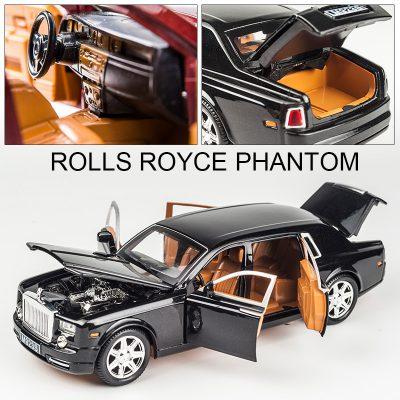 Rolls Royce Phantom Car Model, Rolls Royce Phantom Car Model