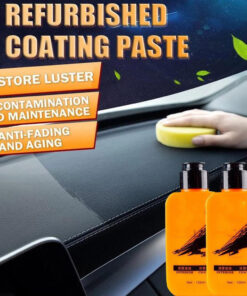 Leather Renovated Coating Paste Maintenance Agent