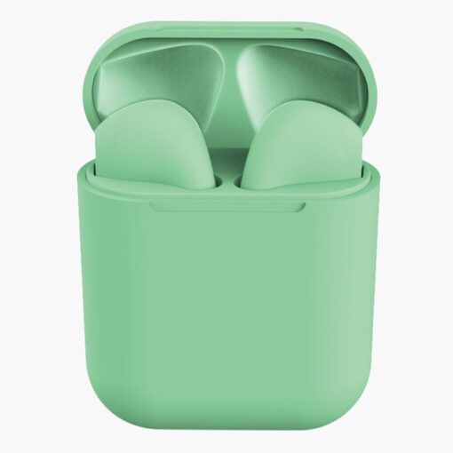 Macaron Colorful Wireless Headset Airpods, Macaron Colorful Wireless Headset Airpods