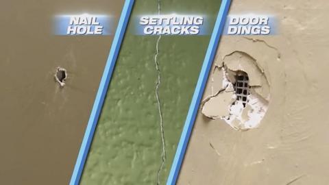 Waterproof Wall Repair Cream, Waterproof Wall Repair Cream