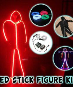 LED Stick Figure Kit, LED Stick Figure Kit