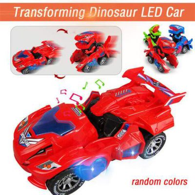 Dinosaur LED Toy Car, Dinosaur LED Toy Car
