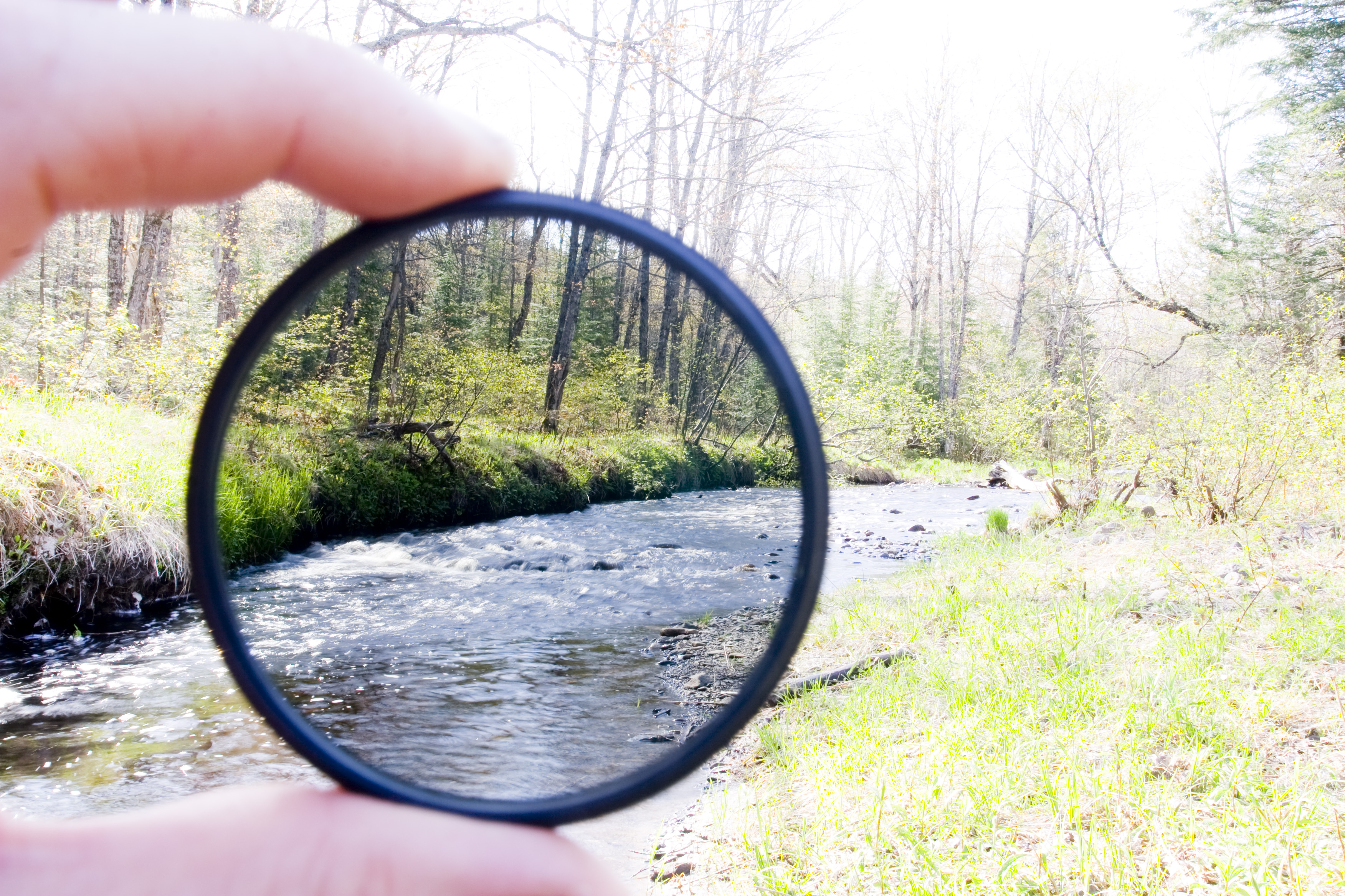 Neutral Density Filter, ND2-400 Neutrale Dichtheid Fader Variable ND Filter