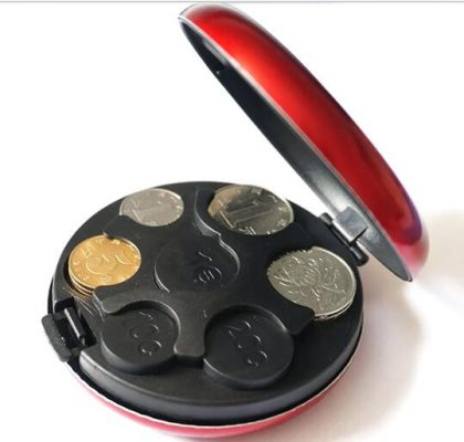 Alloy Coin Dispenser, Alloy Coin Dispenser