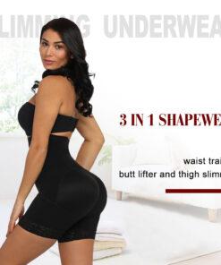 High Waist Compression Bodysuit Bodyshaping, High Waist Compression Bodysuit Bodyshaping